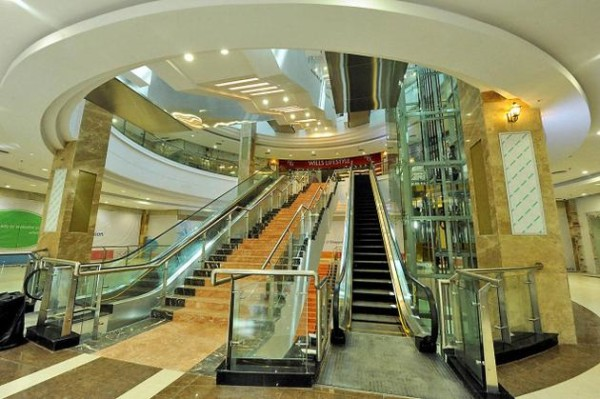 Lulu Shopping Mall, Kochi