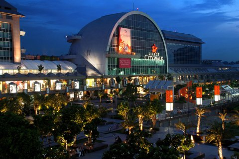 Select City Walk Shopping Mall New Delhi