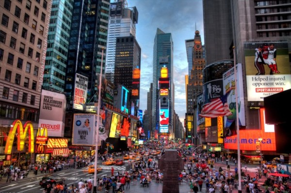 Times Square New York Image
