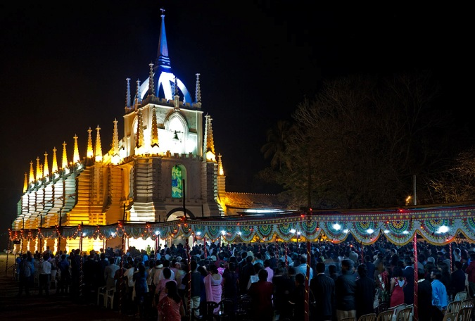 Churches Goa Goa Christmas Church