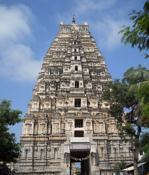 Hampi Monuments, Karnataka