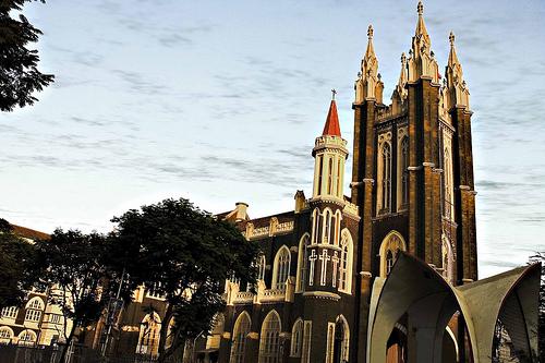 Mumbai Church
