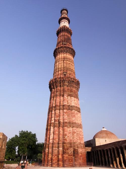 Qutub Minar Top 10 World Heritage ...