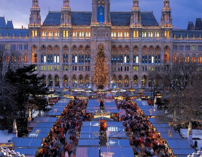 2 vienna austria - Best European Cities For Christmas