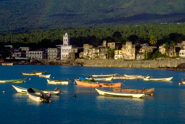 Comoros Islands City