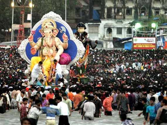 Ganesh Chaturthi in India