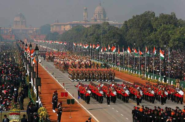 Indian Republic Day Parade