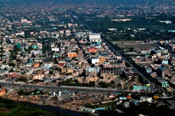 Kabul City, Afghanistan