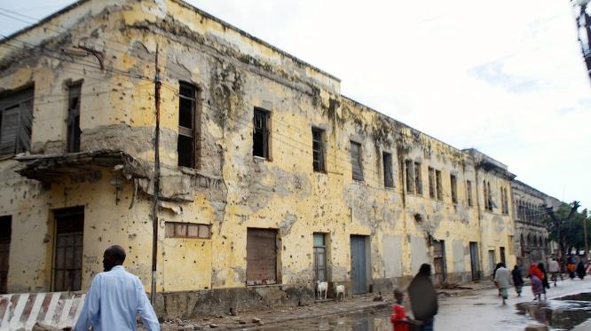 Mogadishu War