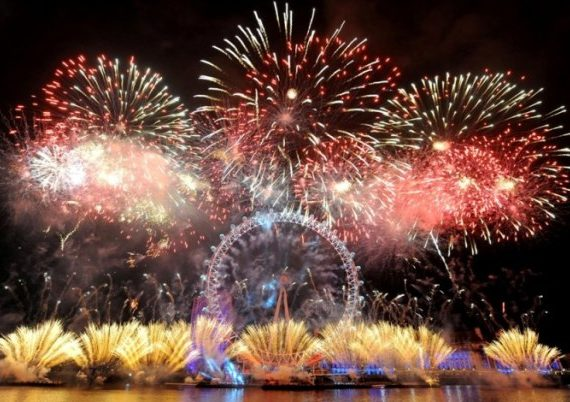 10 Best Destinations to Spend New Years Eve 2020 in Europe [NYE Places for Celebrations]