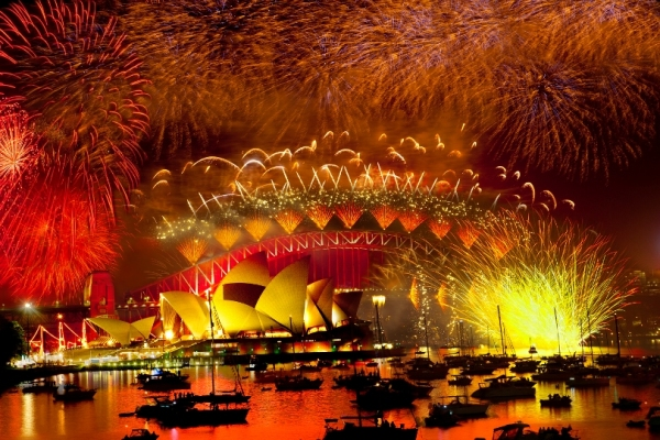 6 Best Countries to Celebrate New Year 2019 Around the World