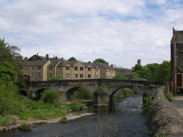 Bingley Ireland Bridge
