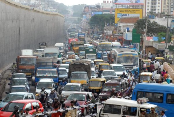 Bangalore Road Traffic