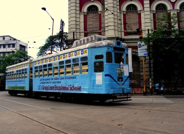 The Classy Trams of Kolkata