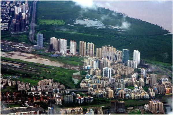 Navi Mumbai Skyline Image