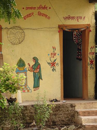 Shani Shingnapur Village House without Doors