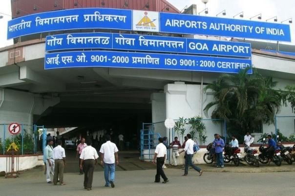 Dabolim Airport Goa
