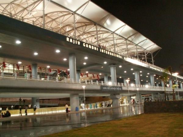 GMR Rajiv Gandhi International Airport, Hyderabad