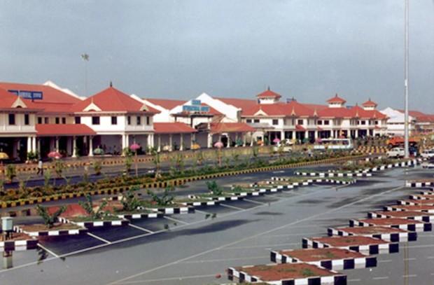 Nedumbassery Airport, Cochin
