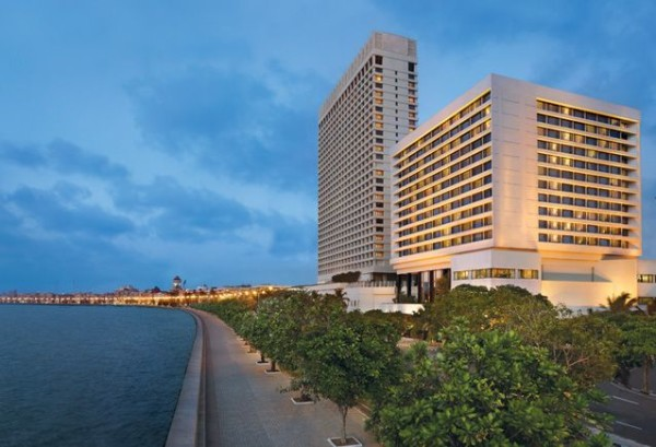 The Oberoi Hotel in Mumbai
