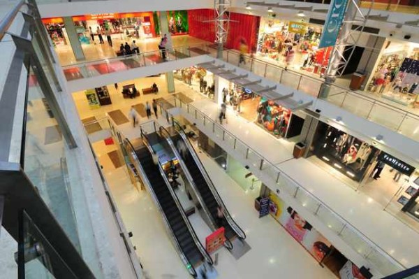 The Oberoi Mall, Goregaon East in Mumbai