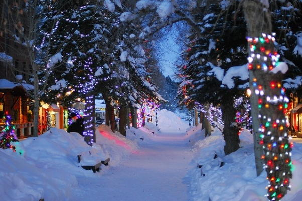 christmas in colorado - Best Christmas Getaways
