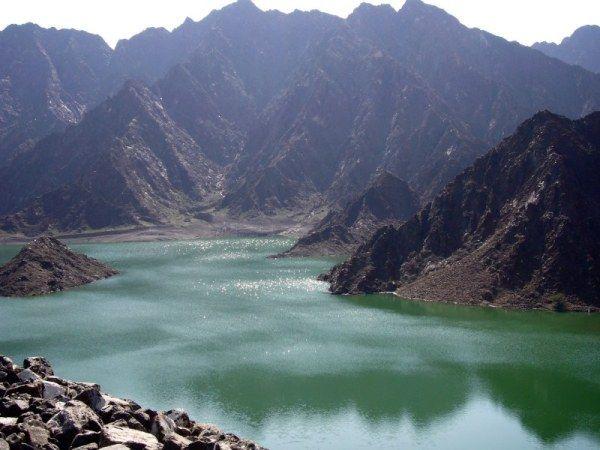 Hatta Reservoir