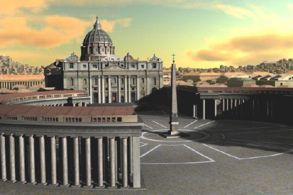 Apostolic Palace, Vatican City