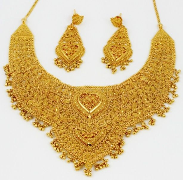Indian Gold Ornament