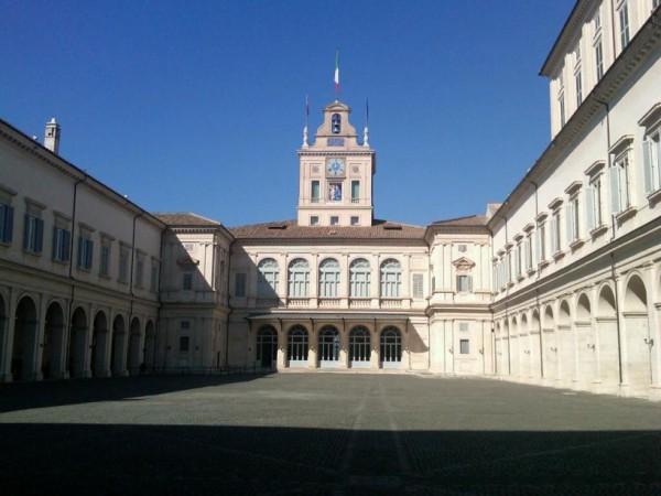 Quirinal Palace in Rome