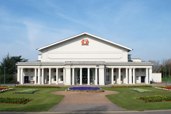 De Montfort Hall, Leicester