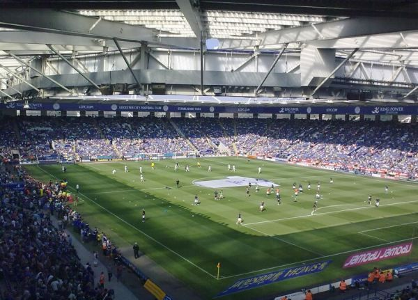 King Power Stadium, Leicester