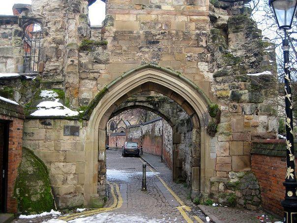 Leicester Castle, Leicester