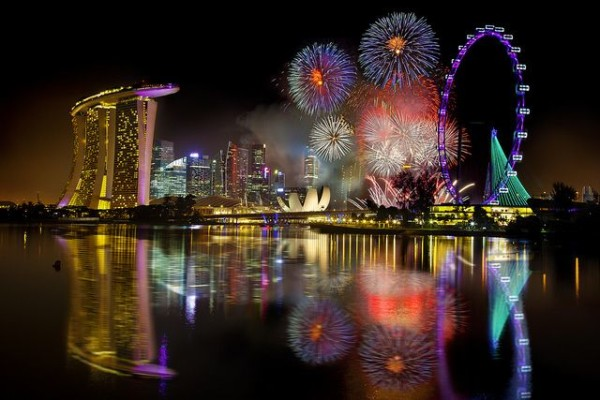 Ultra Luxury Hotels in the World for Amazing New Years Eve Fireworks 2019 Experience