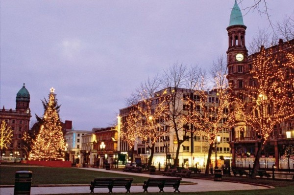 Christmas in Belfast