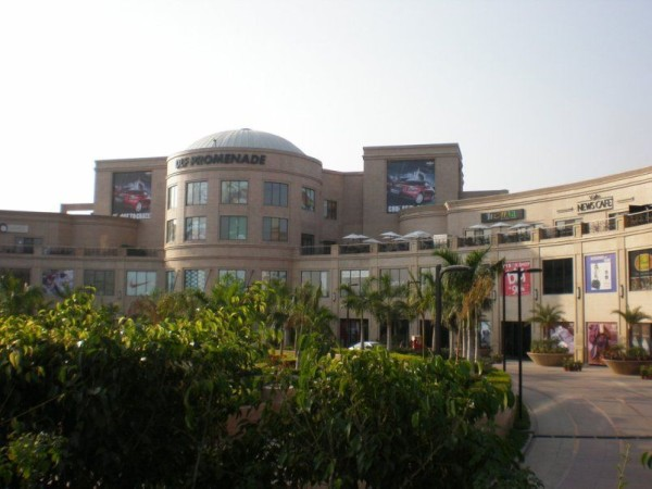DLF Promenade Shopping Mall