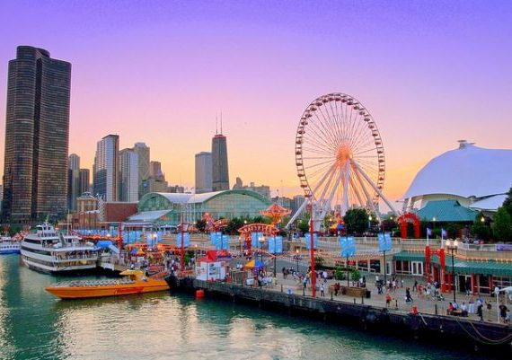 Chicago Navy Pier New Years Eve 2020: 6 Best Hotels Near Chicago Navy Pier for NYE Celebrations