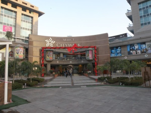 Select Citywalk Mall in Delhi
