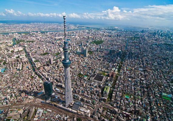 6 Best Tourist Attractions in Tokyo