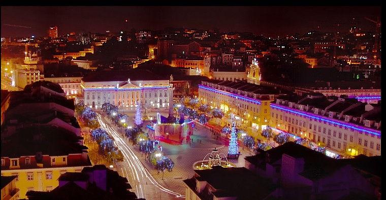 Christmas Market, Lisbon