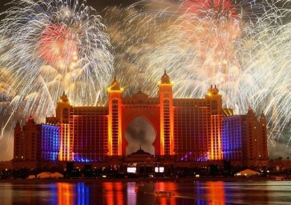 Best Hotels in Dubai for New Years Eve 2020 Party, Event and Celebrations