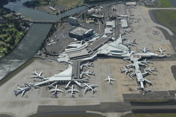 10 Busiest Airports in Australia by passenger traffic