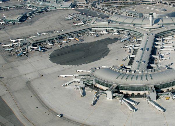 Toronto Pearson International Airport, Toronto