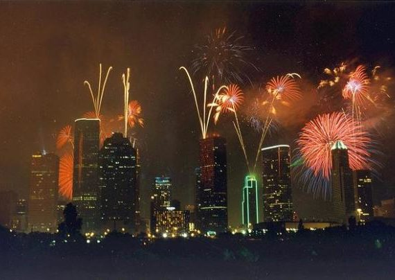 6 Best New Year's Eve Party Destinations in Texas for Celebrations