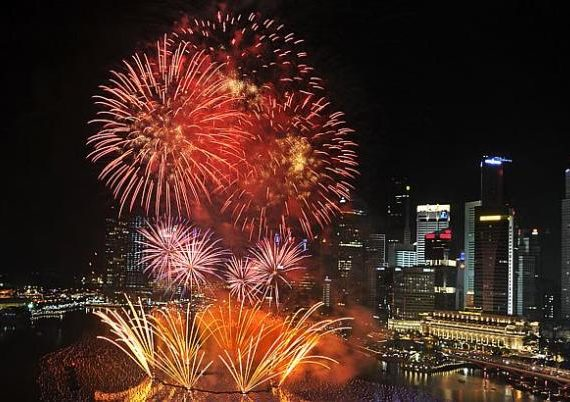 Marina Bay Sands Hotel New Years Eve 2019 NYE Package, Hotel Packages, Hotel Deals, Party, Gala Dinner and More