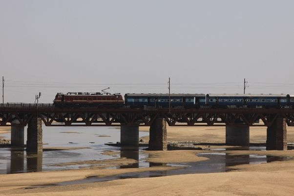 Upper Son Bridge aka Nehru Setu