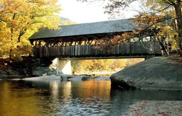 Artist's Bridge, Newry, ME