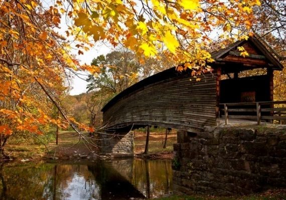 8 Most Beautiful Covered Bridges in the United States of America