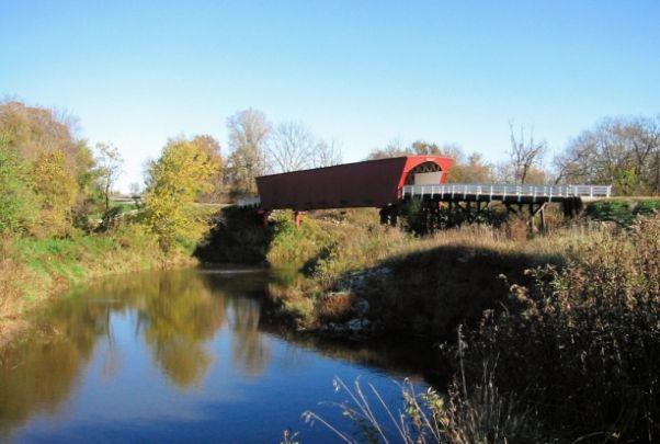 Roseman Covered Bridge, Winterset, IA