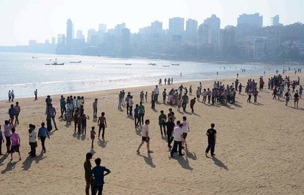 Girgaum Chowpatty Mumbai